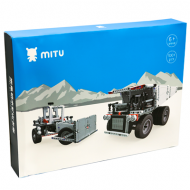 Конструктор Xiaomi Mitu Building Blocks Mini Truck